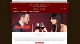 Formidable Restaurant Free WordPress Theme | responsive web design | Scoop.it