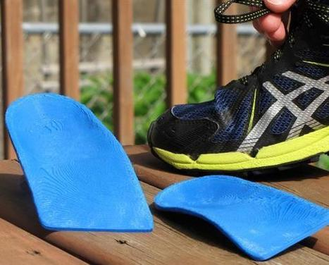 3D print your own custom orthotics | 3D_Materials journal | Scoop.it