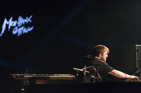 VIDEO. Nils Frahm, live from Montreux Jazz Festival 2015 — | Musical Freedom | Scoop.it