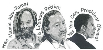 President Obama: Before the Empire Falls, Free Leonard Peltier and Mumia Abu-Jamal | Global politics | Scoop.it