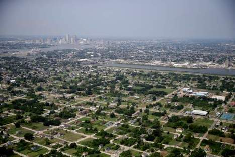 The Green Rebuilding of Post-Katrina New Orleans | Sustain Our Earth | Scoop.it