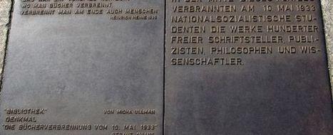 Berlin - Book burning memorial at Bebelplatz - visitBerlin.de EN   Banned Books   Scoop.it