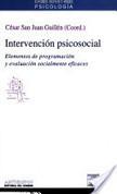 Intervención psicosocial | Modelos de Intervención Psicológica y otros | Scoop.it