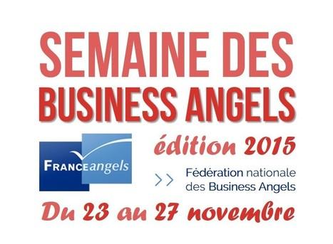 Échanges et conférences-Savoie Mont Blanc Angels-Entrée libre-23 et 25 novembre | Investissement de proximité | Scoop.it