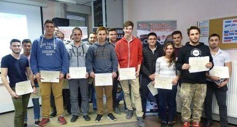 Les lauréats du lycée P.-Tissié ont reçu leurs diplômes   Lycée des métiers Philippe Tissié à Saverdun (Ariège)   Scoop.it