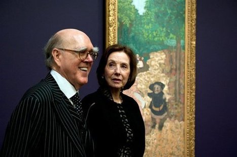 American Couple Pledges Art Collection to the Musée D'Orsay - NYTimes.com   Palimsesto   Scoop.it