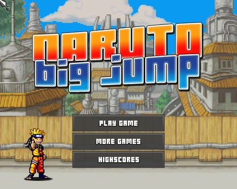 Naruto Big Jump - Play Your Best Naruto Games On toonkaboom.com | Best Cartoon Games | Scoop.it