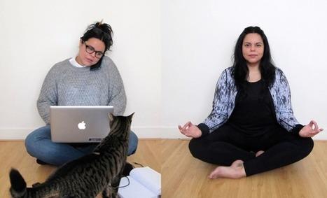 30 day yoga challenge - Fitgirlcode. | Tendances qui m'intéressent | Scoop.it
