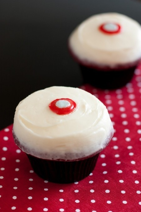 Sprinkles Red Velvet Cupcakes with Cream Cheese Frosting Copycat Recipe | Recipes | Scoop.it