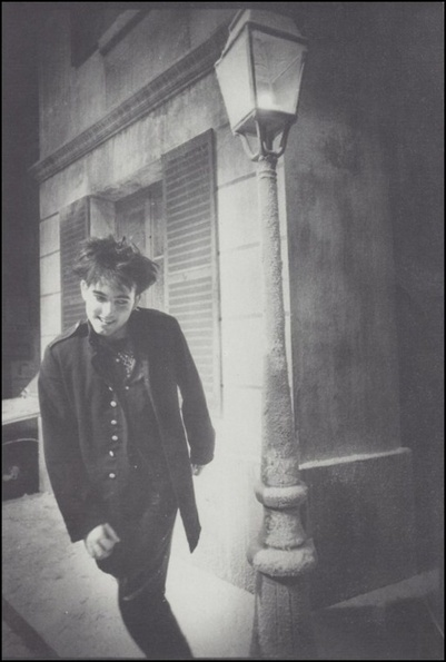 PHOTO: Robert Smith (The Cure) | SongsSmiths | Scoop.it