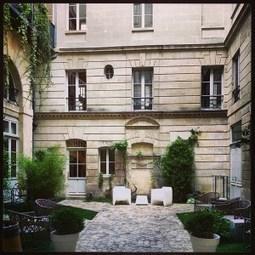 Sharebordeaux | L'Hôtel particulier | Oeno-digital | Scoop.it