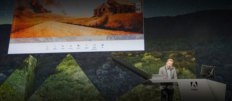 Nouvelle version de Creative Cloud | Fonctionnalités d'Adobe Creative Cloud | JDE Motion | Scoop.it