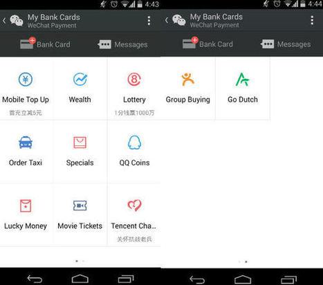 Où s'arrêtera donc WeChat ? | Digital Tech & Innovation | Scoop.it