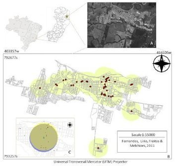 Use of Spatial Analysis to Evaluate the Quality of PharmaceuticalServices | Geographic Information Technology | Scoop.it