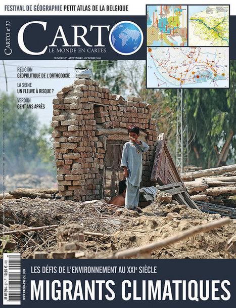 CARTO n° 37 | Géographie : les dernières nouvelles de la toile. | Scoop.it