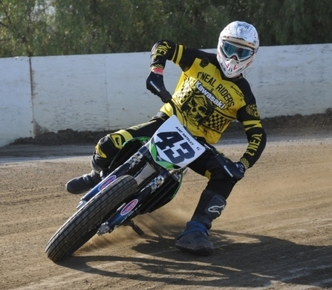 Dateline Perris: Preview of SCFTA Round 4 – Hateley Two for Two in 2014 | California Flat Track Racing | Scoop.it