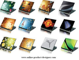 Enhance the look of your laptop with Laptop skin designing too | Online Product Designer to boost online sales creates powerful E-store. | Scoop.it