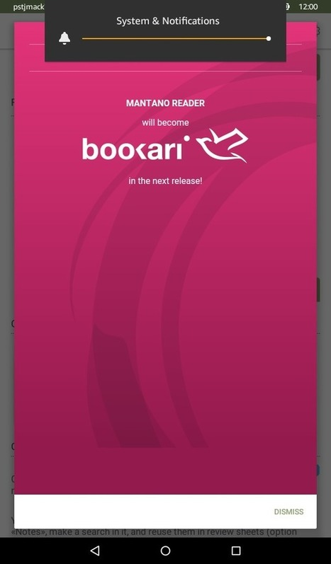 Breaking news: Mantano to become Bookari - TeleRead   Ebook and Publishing   Scoop.it