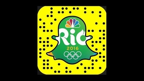 Snapchat claims major Olympic win | SportonRadio | Scoop.it