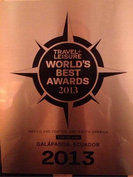 Ecuador Wins 3 Ultimate World Travel Awards - NatureGalapagos.com | Galapagos Island Cruises | Scoop.it