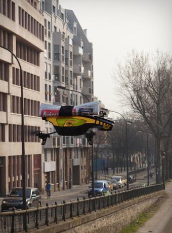 Le groupe La Poste va tester avec Parrot la livraison de la presse quotidienne par Drone - Actualités - Le Groupe - La Poste | Fab Lab à l'université | Scoop.it