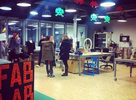 Au pays des FabLabs - France Inter | Fab-Lab | Scoop.it