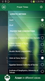 Muslim Prayer Times & Azaan - Android Apps on Google Play | Islamic Apps | Scoop.it