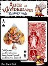▷▷▷▷▷ Alice In Wonderland Playing Cards - Red Back Deck | Leisure Games | Alice in Digiland | Scoop.it