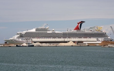 Venice cruise ship row inflamed by 'sail-past scrape' | Seen from abroad... | Scoop.it