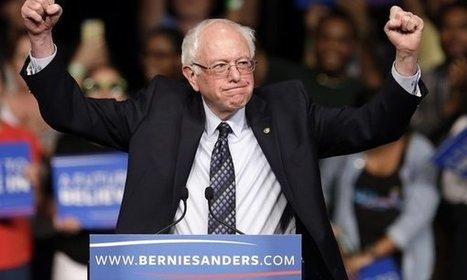 Bernie Sanders beats Hillary Clinton in stunning Michigan primary upset   Everything You Need to Know           Re: Bernie Sanders   Scoop.it