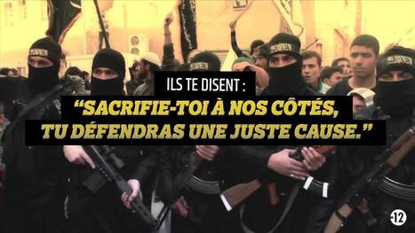 Stop-Djihadisme : Ils te disent...   FLE et nouvelles technologies   Scoop.it
