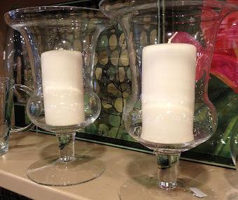 Trish Stuebing's Homefront Diary: Hurricane lamps to brighten your ... | NonA | Scoop.it