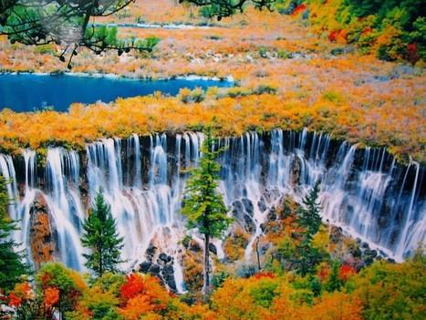 Jiuzhaigou Valley, China | Surprising marvelous! | Scoop.it