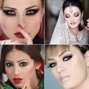 Latest Indian Makeup For Party | Ladies Fashion Dresses | Jeniffer Carmo | Scoop.it