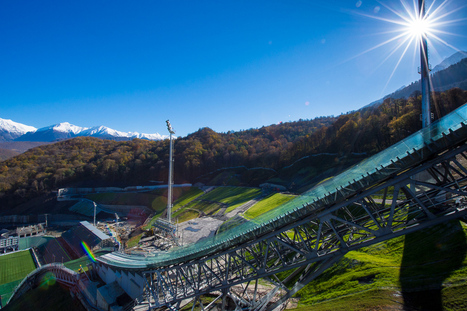 Sustainability Around the World: Sochi 2014 Olympic Winter Games - Corporate Eco Forum | Sustainability | Scoop.it