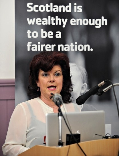 Elaine C Smith on why an independent Scotland would be fairer | Referendum 2014 | Scoop.it