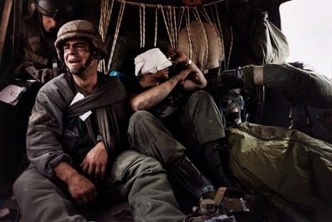Quels registres pour la photo de guerre ? - ourageis13.com | Archives | Scoop.it