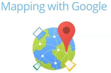 Mapping with Google, nuevo curso para aprender a navegar por los mapas de Google   Edu-Recursos 2.0   Scoop.it