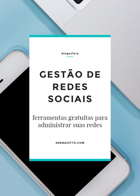 Ferramentas para gestão de redes sociais | ED|IT| | Scoop.it