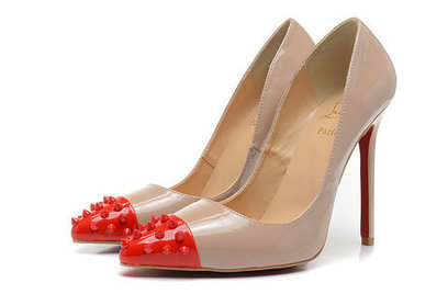 Christian Louboutin Geo High Heels 120 Pumps Patent Leather Pink [geo-pump-001] - $130.00 : Hello Kitty Bags For Ladies, Anteprima Bags Style Stereo Hello Kitty bags , my melody bags ,rhinestone bags | christian louboutin pumps fashion | Scoop.it