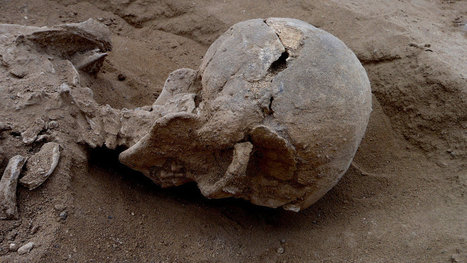 Prehistoric Massacre Hints at War Among Hunter-Gatherers | Upsetment | Scoop.it