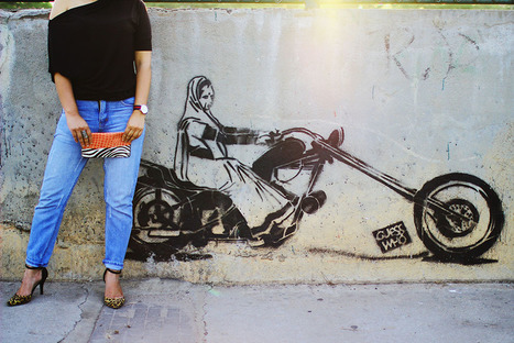 Guess Who - The Graffiti Artist Refreshing The Walls Of Bangalore | India Fashion, lifestyle and travel | Scoop.it