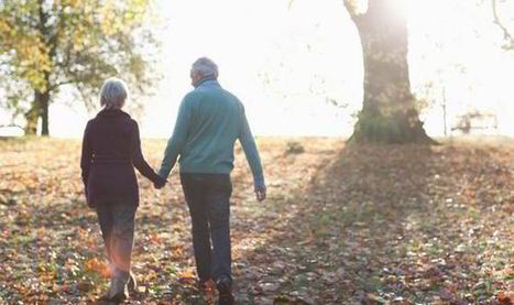 Walking adds years to life: Experts say daily strolls will boost your brain power | StepsHunter | Scoop.it