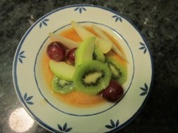 Recette du lundi : salade de fruits en sauce | Scienceosport | Scoop.it
