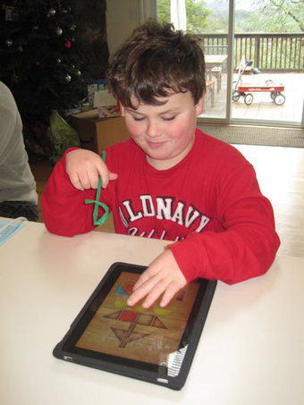 10 Fantastic iPad Apps for Kids With Autism | Learning & iPads | Scoop.it