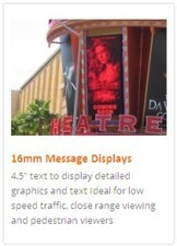 Buy Single Color Led Signs & Message Diplays | Corporate LED Signage & LED Display - Adsystemsled | Scoop.it