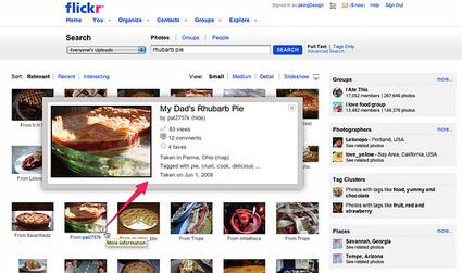 Nouveaux outils de recherche pour Yahoo!, Flickr et Delicious - Abondance | Un noeud dans le mouchoir des médias sociaux | Scoop.it