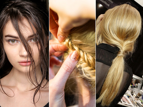 Hairstyle Trends: Fall/Winter 2013-2014 Braids, Waves and Ponytails | kapsel trends | Scoop.it