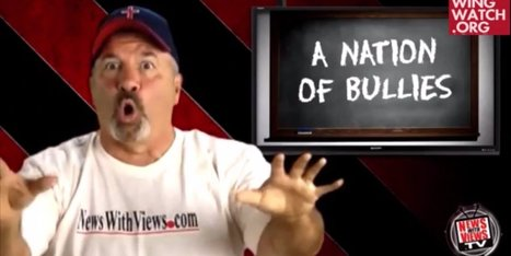 Christians Should Be Allowed To Bully Gays, Dave Daubenmire Claims - Huffington Post | what are the effects of LGBT bullying going unoticed | Scoop.it