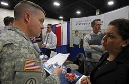 The hottest jobs for military veterans | enjoy yourself | Scoop.it